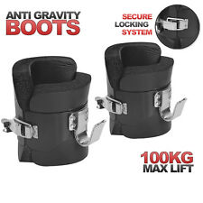 Inversion Gravity Boots Heavy Duty Ab Stomach Core Training Fitness Abs Exercise
