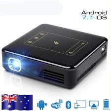 2018 HD 4K DLP Home Theater Projektor WiFi 1080p Mini Android Cinema 2G+16G HDMI