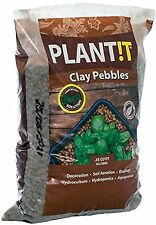 Expanded Clay Pebbles Rocks Growing Media Hydroponics Substrate Pellets 11 lbs