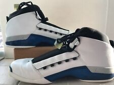d76ff3891e412d 2002 NIKE AIR JORDAN XVII 17 WHITE COLLEGE BLUE NAVY BLACK SILVER 302720-141  15