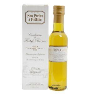 San Pietro: White Truffle Extra Virgin Olive Oil 250ml