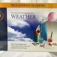 The University Of Oxford Smart Box Series - Weather New and Sealed