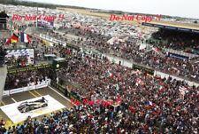 Fassler & Lotterer & Treluyer Audi R18 TDi Winners Le Mans 2011 Photograph 17