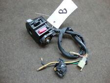 97 1997 YAMAHA XV1100 XV 1100 VIRAGO LEFT BAR CONTROLS, SWITCHES (B) #Z107