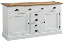 Pine Contemporary 81cm-100cm Sideboards & Buffets