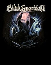 BLIND GUARDIAN cd lgo REAPER CROW Official TOUR SHIRT 2XL New beyond red mirror