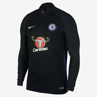 Nike Chelsea FC Aeroswift Strike Drill Top men 905406-011 black blue white