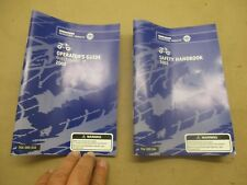 2001 Bombardier Quest 650 7443 10/2001 (1021) operator's guide and safety handbo