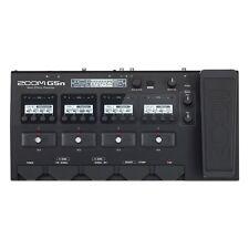 Zoom G5n Guitar Multi-Effects FX Amp Simulator Modeling Emulation USB Pedal