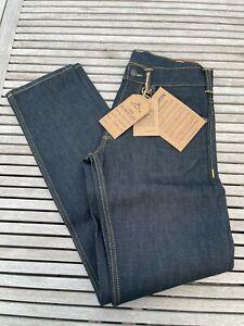 Pike Brothers 1963 Roamer Pant Jeans W 28 L 34 Metal 11 oz