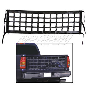 """TC SPORTLINE TR-12 COMPACT MID SIZE TRUCK TAILGATE NET 51"""" FOR 1980-1998 PICK-UP"""