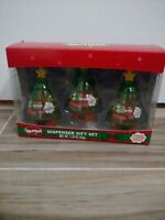 Skittles Christmas Tree Candy Dispenser Gift Set NEW Limited Holiday Edition