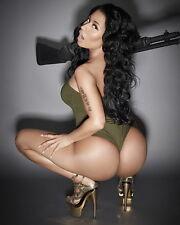 "027 Nicki Minaj - American Rapper Singer Art 14""x18"" Poster"