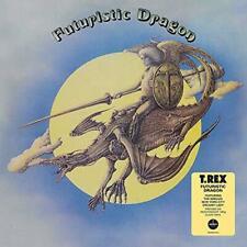 T. Rex - Futuristic Dragon (Clear) (NEW VINYL LP)