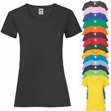 T-shirt, maglie e camicie da donna basic in cotone