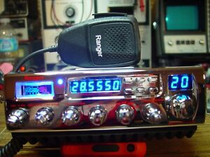 RANGER RCI-69FFB4 RADIO,450 WATTS OUTPUT LEVELS,((SKIP TALKING^^^SKY WALKER))
