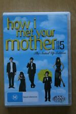 How I Met Your Mother : Season 5 (DVD, 2010, 3-Disc Set)       Preowned (D214)