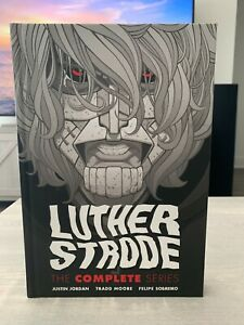 Luther Strode the Complete Series HC by Justin Jordan and Tradd Moore OOP