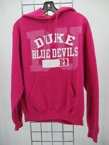 I1256 VTG Champion Athleticwear Duke Blue Devils Basketball Sweatshirt Size M