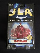 """Justice League Of America JLA Kenner 1998 THE FLASH 5"""" Action Figure NIB"""