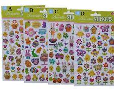 Stickers Pasquali modelli vari Easter Pasqua Adesivi Decorazioni Uova 889788