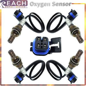 4pcs Oxygen O2 Sensor Up&Downstream For 2012 2013 2014 2015 Buick Enclave 3.6L