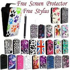 For Apple IPod  Touch 4 4TH Gen Genuine  Leather Case Cover SCREEN GUARD +STYLUS