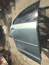 Ford Fusion REAR (pass side)DOOR MINT GREEN 2006 2007 2008 2009 2010 2011 2012