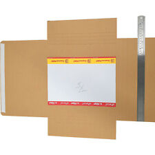 100-A4 Book Mailer 300x300x15mm Multi Crease Also Suites Picture photo frame