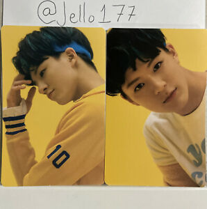 Jeno Nct Dream 127 My First And Last Sticker SET Photocard Official