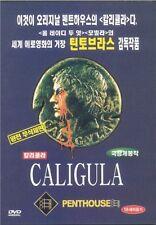 Caligula (1979) DVD - Tinto Brass (New & Sealed)