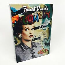 Funniest Moments Comedy DVD, Lucille Ball, Carol Burnett, Abbott & Costello Lucy