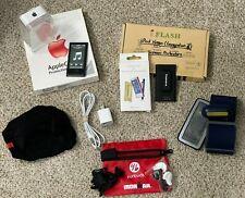 LOTTO-Apple iPod Nano 7th Gen 16GB (modello #: A1446) PD481LL/A con Ironman Yurbuds