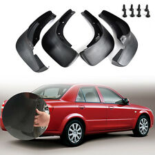 For 1998~2003 MAZDA PROTEGE SEDAN MUD FLAPS FLAP SPLASH GUARDS MUDGUARD 4 pcs