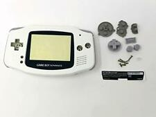 GBA Nintendo Game Boy Advance Replacement Housing Shell Screen Lens White