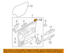 Genuine Hyundai 84690-2E050-U7 Console End Cover Assembly
