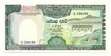 CEYLON (SRI LANKA) 1000 1.000 RUPEES 1981 EF P 90