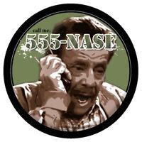 KOQ ARTHUR Sticker bombed bomb 555 Nase DUB Tuning Kult Aufkleber