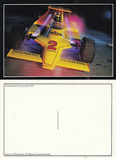 CHAPARRAL 1979 FROM A PHOTOGRAPH BY CHET JEZIERSKI UNUSED COLOUR POSTCARD