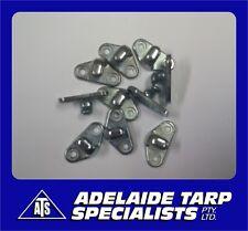 Moss Aluminium Lashing Hooks (GST Inclusive) Pkt 10