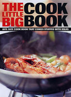 Very Good, The Little Big Cookbook: Bite-size Cookbook That Comes Stuffed with I