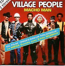 CD Single VILLAGE PEOPLE Macho man 2-track CARD SLEEVE NEW SEALED