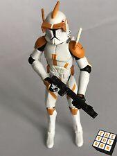 Star Wars Yellow Clone Trooper Action Figure 1