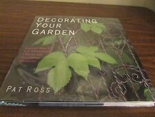 Decorating Your Garden : Inspirational Ideas - Time-Life -  Hardcover & DJ & PC