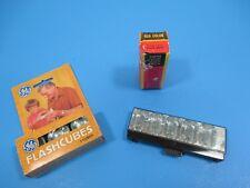 Vintage General Electric Flashcubes Flashbar II & Triple Point Color Film VS25C