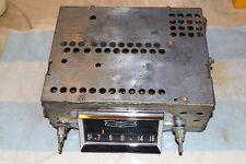 CHEVROLET CHEVY CAR 1957 57 MANUAL-TUNE RADIO 987573 PRO SERVICED