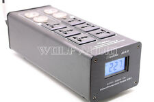 Hi-Fi Weiduka AC8.8 Advanced Audio Power 3000W 15A Purifier Lightning protection