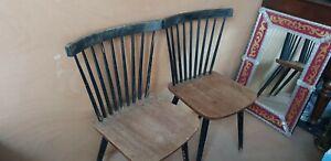 2 chaises design Tapiovaara **