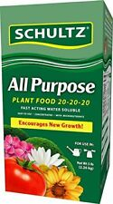 Schultz 5# All Purpose Water Soluble Plant Food 20-20-20
