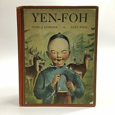 Yen-Foh: A Chinese Boy  Eldridge/ Kurt Wiese 1935